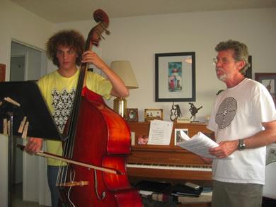 Gunnar teaching
